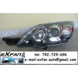 Mazda 3 lewa lampa xenon ksenon