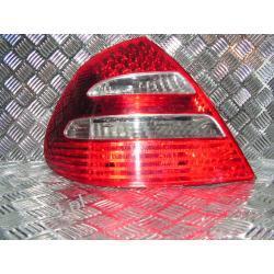 Mercedes W211 LED E-klasa lewa lampa sedan tył