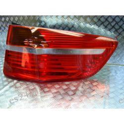 BMW X6 prawa lampa tył kompletna Część 63217179984