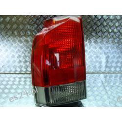 Volvo V70 kompletna lampa tył lewa Lampy tylne