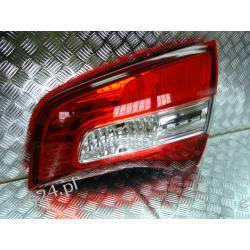 Renault KOLEOS prawa lampa tył w klape ORYGINAŁ