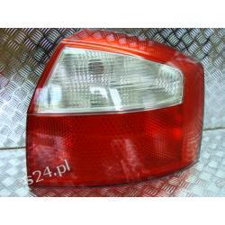 Audi A4 sedan limuzyna prawa lampa tył Lampy tylne