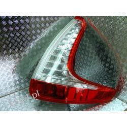 Renault Scenic III kompletna prawa lampa tył