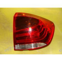 BMW E84 X1 prawa lampa tył kompletna Lampy przednie