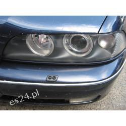 BMW5 E39 polerowanie lamp