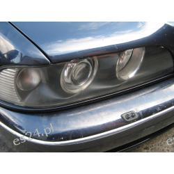 BMW5 E39 kompleksowa regeneracja kompletu lamp