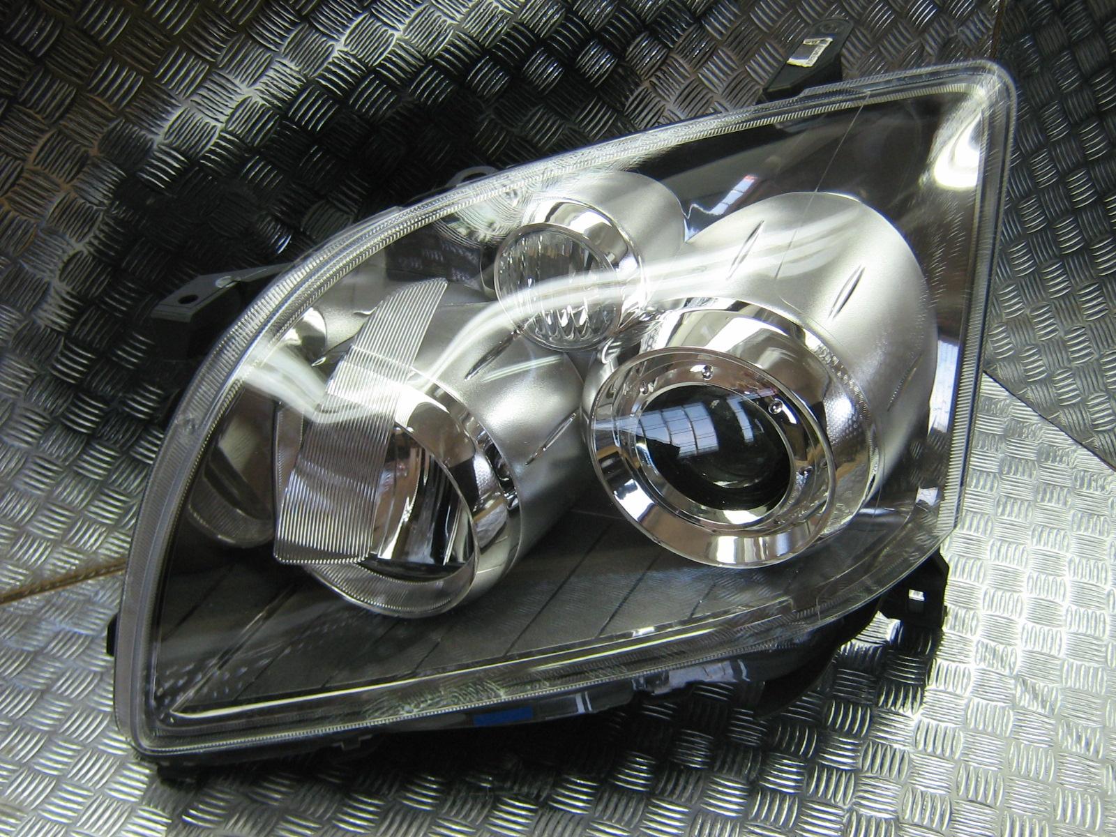 Toyota Avensis T25 Lift Lewa Lampa Ksenon Xenon Na Bazarekpl