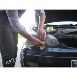Polerowanie lamp samochodowych