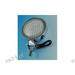 HALOGEN LAMPA ROBOCZA LAMPKA 61 LED REFLEKTOR SAMOCHODOWY ROBOCZY 12V - CHROM
