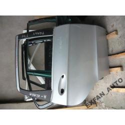 Mercedes A-klasa W169 prawe drzwi tył Drzwi