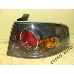 Prawa lampa tył do Seat Ibiza FR kompletna Lampy przednie