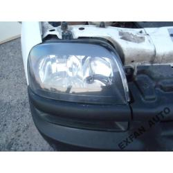 Fiat Doblo lampy - regeneracja reflektorów Zderzaki