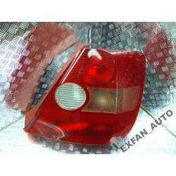 Honda Civic 3D prawa kompletna lampa tył Lampy przednie