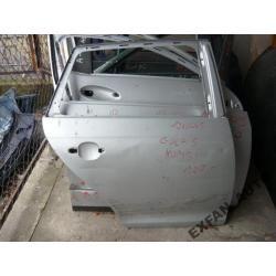 VW Golf V 5 prawe drzwi tył kombi Variant Oryginał Drzwi