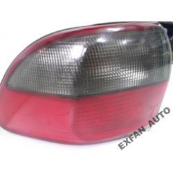 Lewa lampa Opel Omega oryginał cała Zderzaki