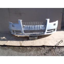 Audi A4 zderzak przód ORYGINAŁ Lampy przednie