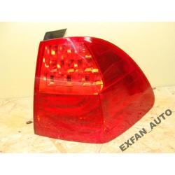 BMW E91 E90 kombi prawa lampa tył LED oryginał