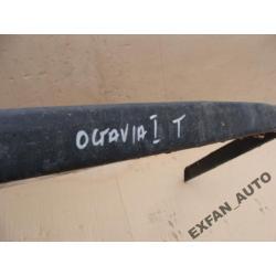 Skoda Octavia I ozdobna listwa  na zderzak tył Lampy przednie