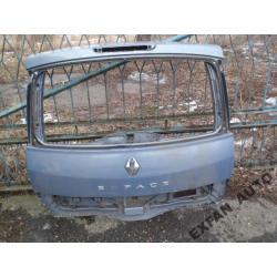 Renault ESPACE - klapa tył ORYGINAŁ