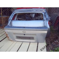 Opel Astra II HB klapa tył tylnia ORYGINAŁ