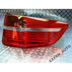 BMW X6 prawa kompletna lampa tył ORYGINAŁ