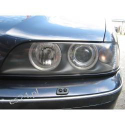 BMW5 e39 lampy xenon - regeneracja lamp ksenon