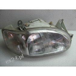 Ford Escort prawa cała kompletna lampa i silniczek