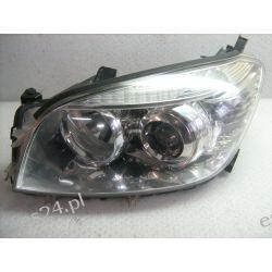 Toyota RAV4 lewa lampa silniczek reflektor przód