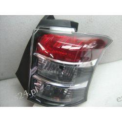 Toyota iQ prawa lampa tył idealna cała Zderzaki