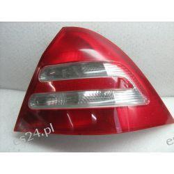 Mercedes C-klasa W203 prawa lampa tył
