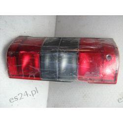 Fiat Ducato lewa lampa tył wkład lampy