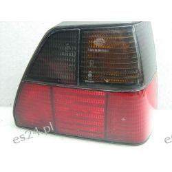 VW Golf II prawa lampa tył ciemna Hella Zderzaki