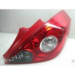 Opel Corsa D prawa lampa tył 3D oryginał