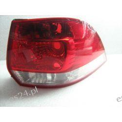 VW Golf V Variant prawa lampa tył kombi