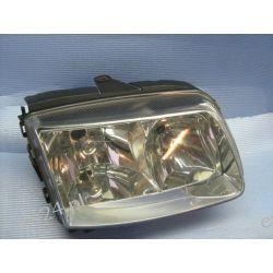 VW Polo prawa kompletna lampa przód 2000-