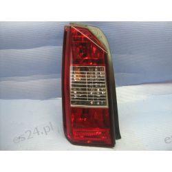 Fiat Idea lewa kompletna lampa tył oryginał
