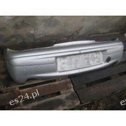 Fiat Seicento zderzak tył oryginał srebrny