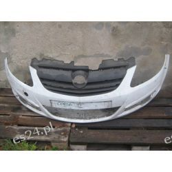Opel Corsa D zderzak przód przedni ORYGINAŁ
