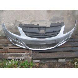 Opel corsa d zderzak przód oryginał