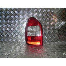 Opel Zafira A lewa lampa tył oryginał
