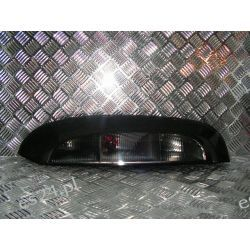 Opel Corsa C prawa lampa tył ciemna dymiona