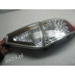 Subaru Impreza prawy tył komplet lamp LED