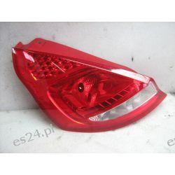 Ford Fiesta 5 drzwi lewa lampa tył oryginał