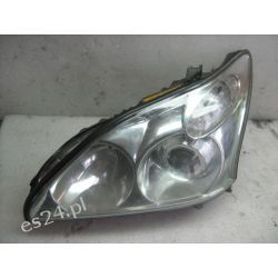 Lexus rx350 450 lewa lampa xenon skrętna