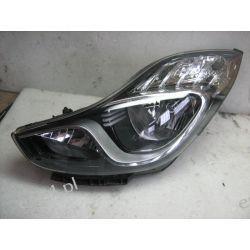 Hyundai ix20 lewa lampa przód europa