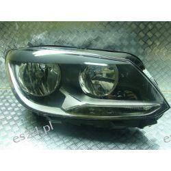 VW Touran reflektor przód lampa nowy model