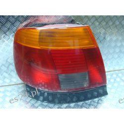 Audi A4 sedan lampa lewa tył lewy tylna 95-99r