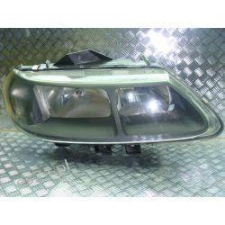 Renault Laguna I lift prawa lampa przód czarna