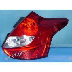 Ford Focus MK IV 2011 prawa lampa Oryginał Lampy przednie