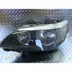 BMW5 e60 lewa lampa oryginał zwykła Lampy tylne